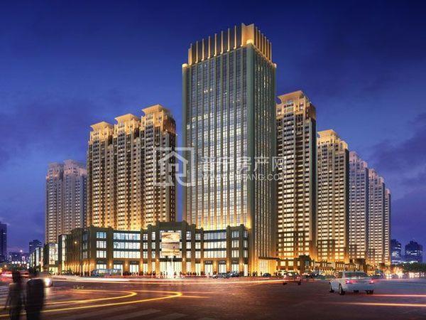 出售帝景4栋,圆心套12楼,211平,原价补吃茶出售,可改名按揭
