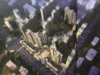 新华城成熟大园区 138平超雅楼层 向南望花园 可按揭 一平只要6千多