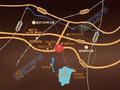 嘉润新城交通图