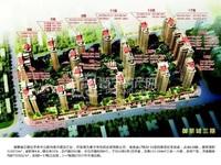 御景三期稀缺9幢188平4房2厅毛坯房,雅楼层望园心,售185万,二手交易可按揭