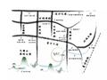 翔栩·水岸城交通图