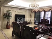 御景一期12幢6楼望园心208平5房2厅,精装修,带家私家电齐全,售价215万