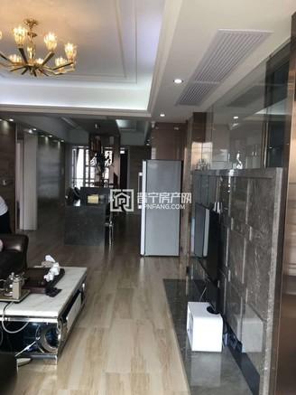 可分期 广达世纪领寓小区 现代高端精装配中央空调家私电齐全 亏本出售