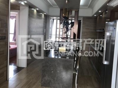 世纪领寓130多平17楼三房两厅现代化精装修带家私家电齐全,亏本价85万