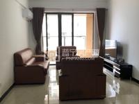 御景城二期2室2厅1卫114平米 2房2带部分家私家电