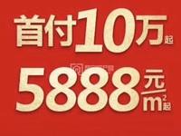 光明印象团头渠道,有优惠,低至5888一平起,抢住高铁旁159 290平大宅