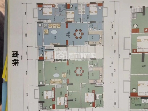 出售其他小区 —— 商品城附近3室2厅2卫123平米28万住宅