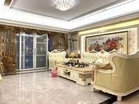 万泰城成熟园区 220平豪宅带品牌家私电配子母车位 少住室内很新 可按揭