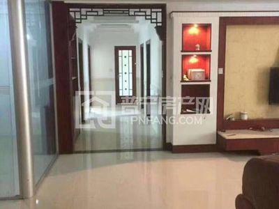 玉湖雅苑小区电梯房,185平方,4房2厅精装修,国有证可过户,仅售65万!