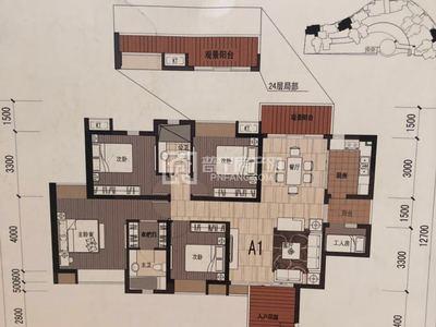翠轩花园 1栋,雅楼层,望河景,一平方不到6500元,可公司改名,可按揭。