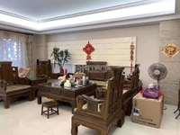 桂荣茗园成熟园区 200平大4房 室内空旷采光好 家具齐全 可加微信根据需求找房