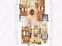 好货不多 香江花园 雅楼层 153平方 可按揭 可改名 一口价58.8万