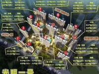 光明一号绝版159平5房毛坯房,超高使用率,仅售140万,二手交易可按揭