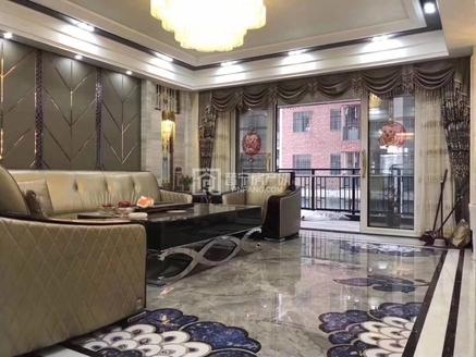 出售广达附近 景润园 四房二 豪华装修 国有证 支持按揭