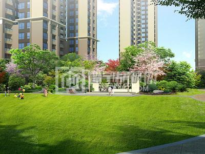 悦府世家200亩大园区122平4房雅楼层,首付仅需29万买到4房,一手按揭即可