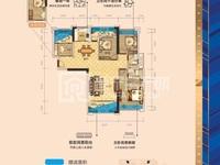盛世华府 1栋 138.79平方 稀缺户型 雅楼层 21楼双阳台 公司改名按揭