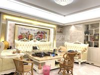 万泰城稀缺五房二厅圆心套,豪华高质量装修配套豪华全套家私家电,配有子母车位。