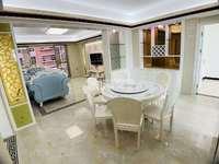 泗竹埔 君安里 小区雅楼层6楼、185.8平方5房2厅大户型全新欧式豪装、未拜神