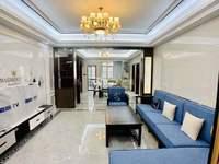 普宁广场金沙苑小区 130平3房2厅三面采光 新中式精装带家私电 地下车库配套好