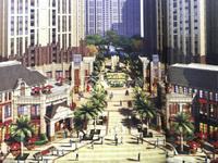 诚心出售:新华城1栋圆心套 高雅楼层 190平方 售价155万 免喝茶 支持全款