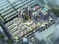 华美中心城鸟瞰图