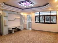 广达中庆幼儿园旁小区,3楼,110多平,3房2厅2卫 室内清点雅白,市中心地段