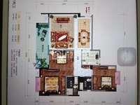 出售侨光新城4室2厅2卫220平米127.6万住宅