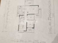 翠轩花园 花园小区 价格便宜出入方便3房2厅 可改名按揭