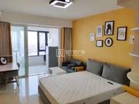 时代中心D座公寓一单雅楼层,全屋定制,家私家点齐全,阳光空气好。