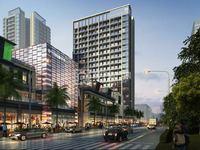普宁LOFT公寓,华美中心城,只算一层面积,45平方,实际达65左右,超划算