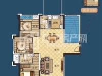 盛世华府6栋130平雅楼层4房,一手开盘价,一线河景,原价加喝茶,公司改名可按揭