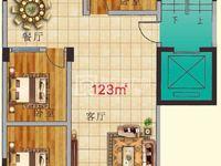 溪心电梯现楼公寓 69-123平 毛坯房 即买即装修 优质经济小户型温馨小家