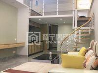 出租 普宁广场附近万泰汇公寓复式一房一厅65平米,月2600元
