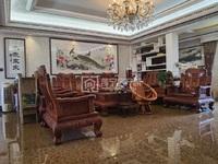 江景新城 楼王 园心套200平 中楼层 豪华中式装修 带家私 仅售160万
