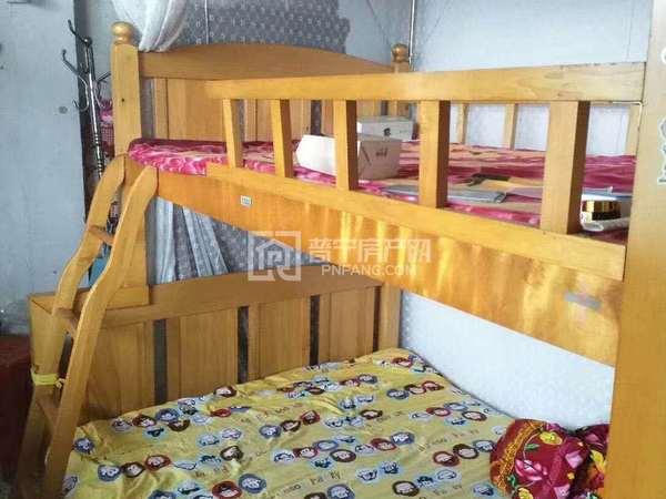 平湖庄运动梯九楼,健康步梯64平,二房两厅一卫,带室内家私家电,一口价5.8万!